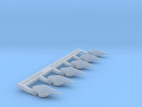 Omni Scale Hydran X-Ship Stinger-X Fighters (STX)  in Smooth Fine Detail Plastic