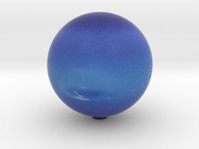 Neptune 1:500 million in Natural Full Color Sandstone