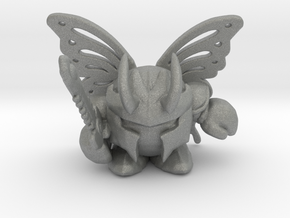 Morpho Knight miniature model fantasy game dnd rpg in Gray PA12