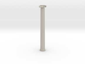 Ionic Column in Natural Sandstone: Extra Small