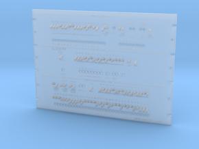 Eaglemoss Ecto-1 JT22 INPUT/OUTPUT Tester Panel in Smoothest Fine Detail Plastic