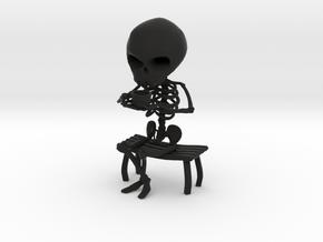 Coffee Drinker in Black Strong & Flexible