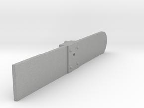 Signal Semaphore Blade Wooden (Square) 1:19 scale in Aluminum
