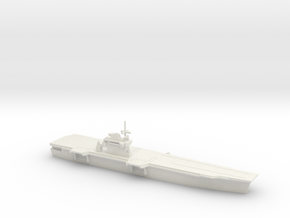 Vertical Support ship, 1/1800 in White Natural Versatile Plastic