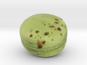 The Pistachio Macaron in Full Color Sandstone