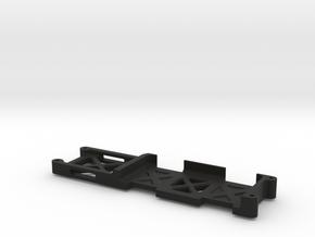 Low CG Battery Tray Losi Lasernut Protek 3S LIHV in Black Natural Versatile Plastic