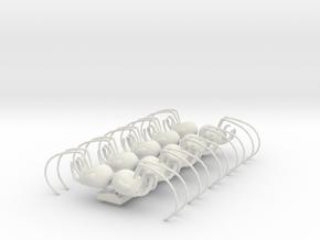 preant head 08 OJ x10 in White Premium Versatile Plastic