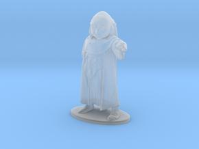 Dungeon Master Miniature in Smooth Fine Detail Plastic: 1:60.96