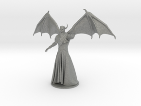 Venger Miniature in Gray PA12: 1:36