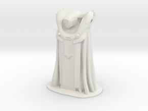 Vorlon Miniature in White Natural Versatile Plastic: 1:60.96