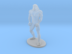 Ookla the Mok Miniature in Smooth Fine Detail Plastic: 1:60.96