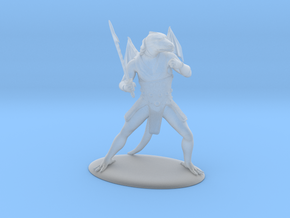Baaz Draconian Miniature in Smooth Fine Detail Plastic: 28mm