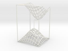 Indirect Phonon in White Natural Versatile Plastic
