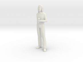 Printle A Homme 062 - 1/24 in White Natural Versatile Plastic