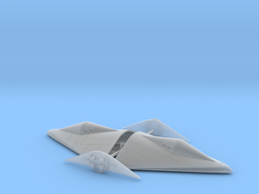 Manned Orbiting Laboratory (MOL) Re-Entry Vehicle  in Smooth Fine Detail Plastic