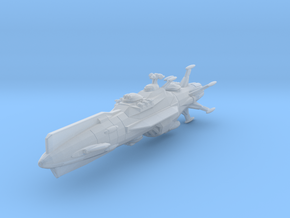 EDSF Heavy Cruiser Admiral Scheer in Smooth Fine Detail Plastic