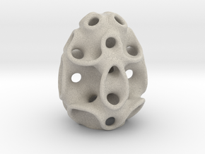 Schoen's F-RD Egg in Natural Sandstone