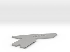 105mm, 110mm Focus Cam for Linhof Technika III in Aluminum: Small
