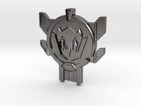 Key of Dark Fire (Kai) in Polished Nickel Steel
