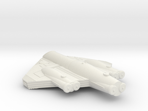 3125 Scale ISC Heavy Scout (HSC) SRZ in White Natural Versatile Plastic