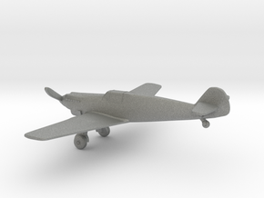 Messerschmitt Bf 109 V-1 in Gray PA12: 1:160 - N