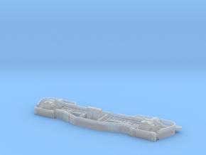 2AE NSWGR bogie side frame 1:32 scale (1 gauge) in Smoothest Fine Detail Plastic