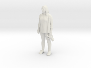 Printle S Femme 089 - 1/35 in White Natural Versatile Plastic