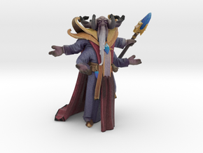Aghanim the Apex Mage in Natural Full Color Sandstone
