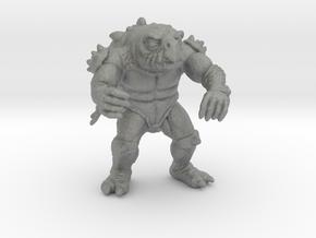 Tokka tmnt miniature model fantasy games dnd rpg in Gray PA12