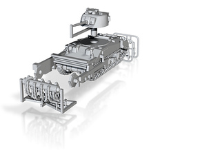 1:144 Sherman Crab II Rest in Smooth Fine Detail Plastic