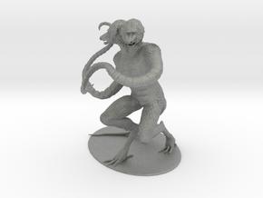 Demogorgon Miniature in Gray PA12: 28mm