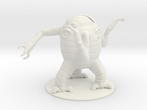 Xorn Miniature in White Natural Versatile Plastic: 1:60.96