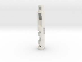 Atom Sabers Master KM Proffie Chassis in White Natural Versatile Plastic