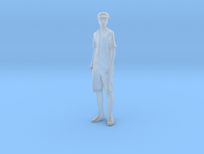 Printle A Homme 074 - 1/48 in Smooth Fine Detail Plastic