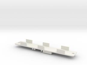 M series underframe in White Natural Versatile Plastic
