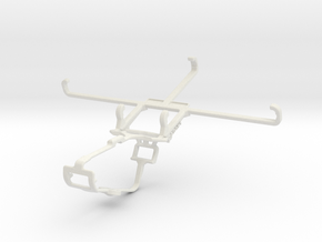 Controller mount for Xbox One & Realme C20 in White Natural Versatile Plastic