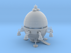 Micro Scale ET Ship in Smooth Fine Detail Plastic