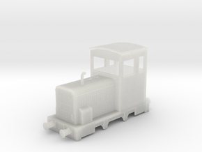 "OO9 Talyllyn Railway ""Merseysider"" Body Kit in Smooth Fine Detail Plastic"