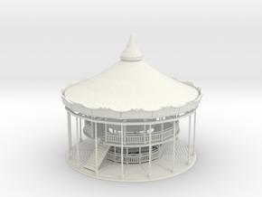 Umbausatz Doppelstock - 1:87 (H0 scale) in White Natural Versatile Plastic