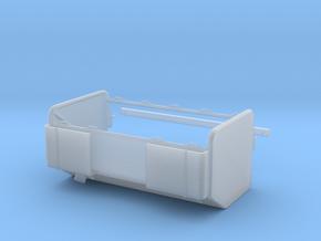 IDF Sherman M51 Rear Storage Basket 1/35 scale in Smoothest Fine Detail Plastic
