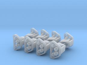 M113a2_smk_laun_x4pr in Smooth Fine Detail Plastic