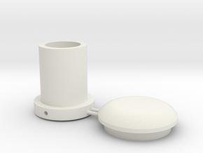 Battle Brick Saber Blade making kit V1 in White Natural Versatile Plastic