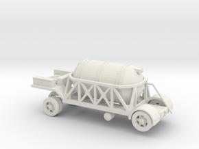 1/120 Sauerstoff Tank V2 in White Natural Versatile Plastic