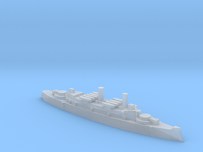 USS Olympia protected cruiser 1:2400 in Smooth Fine Detail Plastic