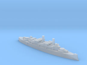 USS Olympia protected cruiser 1:1200 in Smooth Fine Detail Plastic