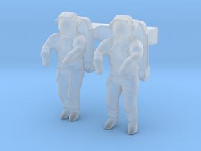 NASA Astronauts EMU 1:144 in Smooth Fine Detail Plastic