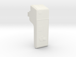 AT-AT Blub Chin Cover in White Natural Versatile Plastic