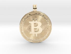 coin in 14K Yellow Gold