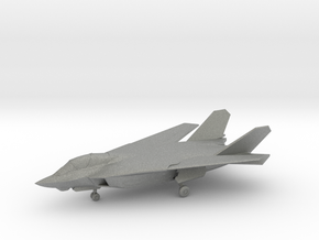 Boeing/Lockheed AFX / AFX-653 (w/Landing Gear) in Gray PA12: 1:200