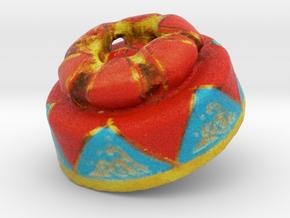 The Hanagasa in Full Color Sandstone